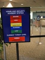 Homeland security alert